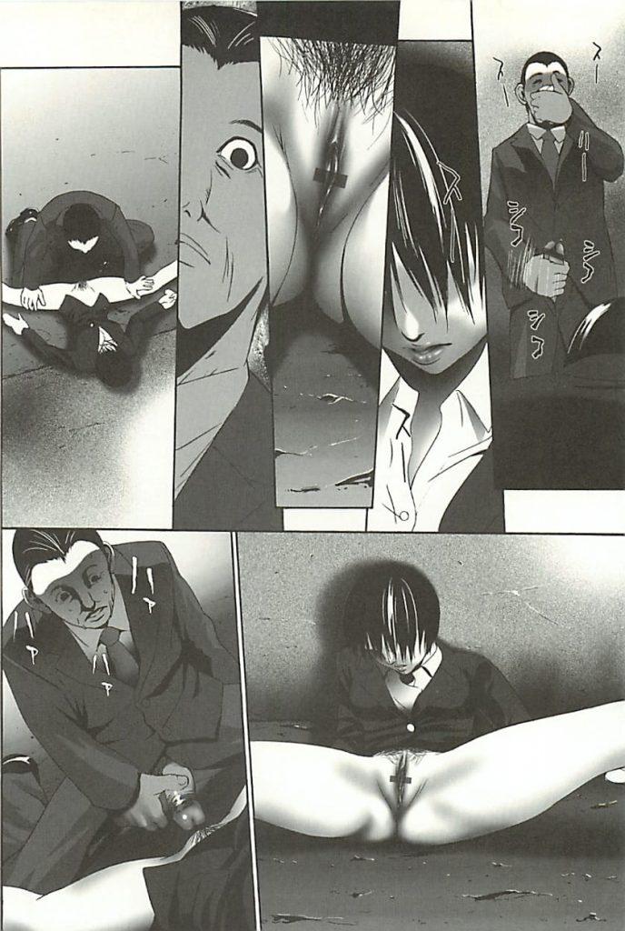 【エロ漫画】泥酔したOLが路地裏で倒れてる!通りがかったサラリーマンがやっちまった!OL昏睡強姦エロ漫画!【さいこ】