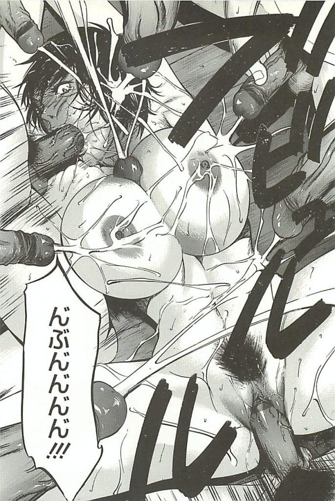 【エロ漫画】エロポイント制のバレー部!ポイントが貯まると先生にエッチな事ができる!それで優勝しちゃったんだ!【さいこ】
